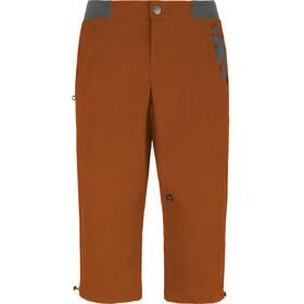 E9 3Quart korte broek Heren oranje